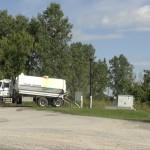 Leachate truck small